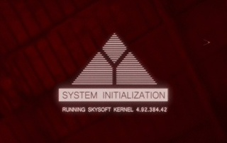 Skysoft kernal initialization