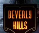 Fake Beverly Hills sign