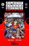Superman vs. the Terminator: Death to the Future (Part 1)